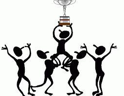 vainqueur champion trophée coupe victoire